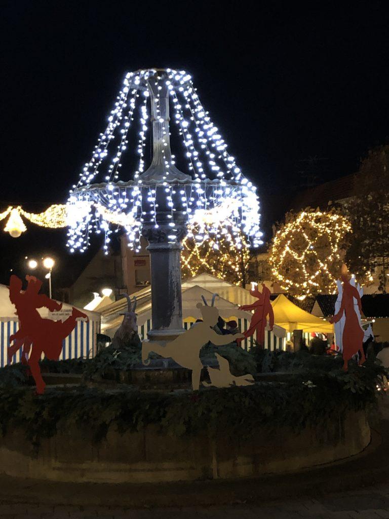 Noël à Sarre-Uniuon